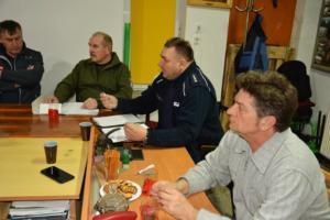 Szkolenie strażników Społecznej Straży Rybackiej w Lubaczowie